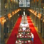 Interior John Rylands Library