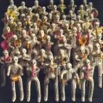 Skeleton band.