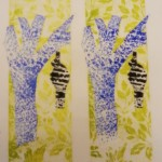 Relief printing with Alan Birch