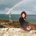 Rainbow at Penmon