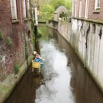 Alan Birch in Holland
