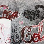Printmaking with artist Alan Birch