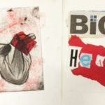 Alan Birch print workshop