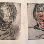 Print workshop with Alan Birch
