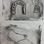 #relief printing #natural history #alanbirch #schools work