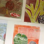 #age friendly #printing #print workshop #whitworth #alanbirch#adult printmaking