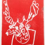 #relief printing #natural history #alanbirch #schhols workshops #whittaker