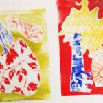 #printmaking #print workshops #printing #adult workshops #alanbirch #relief printing # printing #alanbirch