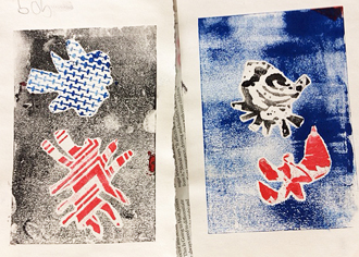 Printmaking with Alan Birch