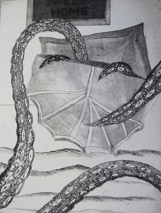 Print by Alan Birch