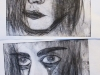 drypoint by Wellacre students